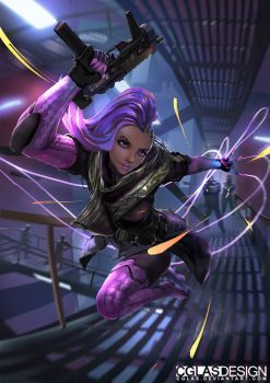 Sombra by CGlas