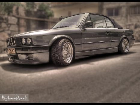 bmw e30 by Honestheart26