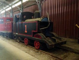 Green Bay's 'Original' Thomas by 736berkshire