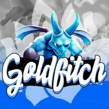 goldfitch logo by chiefvicdesign