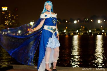 Otakon 2011: Umi by ChikiCosplay