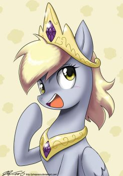 Hail the Muffin Princess! by johnjoseco