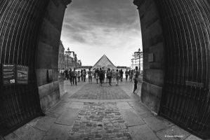 Welcome to Louvre Museum by uae4u