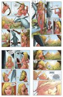 Jungle Girl Preview 2 by Adrianohq