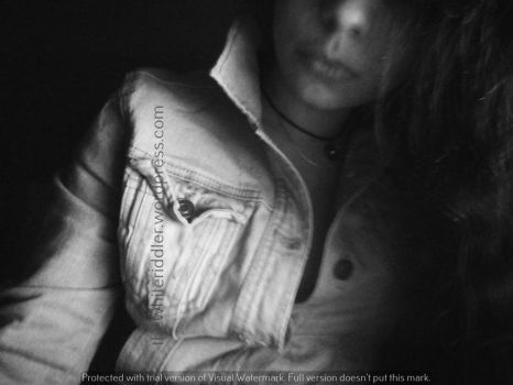 The denim and the girl by JulesHope