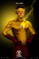 Titans - Kid Flash - Billy Unger by farrrou