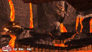 (MMD/OBJ Stage) Top Ride - Fire Download by SAB64