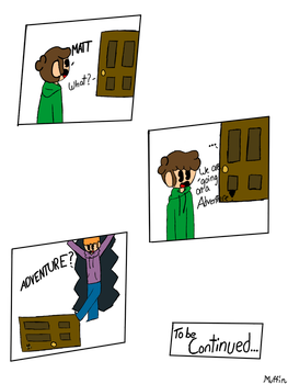 Eddsworld Crew In: Toms Eyes #2 by TheShinningStarBoi