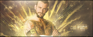 CM Punk by Graphfun