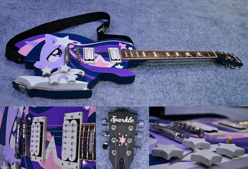 Twilight Guitar by GhostOfWar909