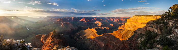 grand canyon - mohave point by Argonavis