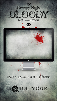 Bloody - Halloween 2010 by WillYork