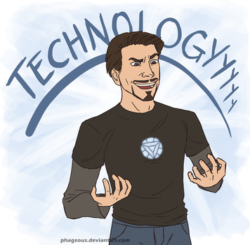 TECHNOLOGY by Phageous
