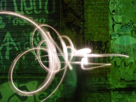 light graffiti II by roledeluz