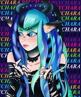 Psychara by Mohxi