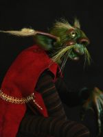 Nordy the Cat Sith 14 by Boggleboy