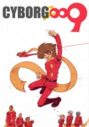 Cyborg 009 year by TotoD-chan