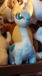 Amaura Plush by Sliverbolt