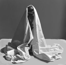 Painting Study: Cloth by abold