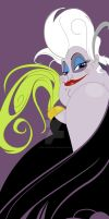 Ursula Knows Best by smallvillereject