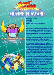 Street Fighter: Moving Forward -Invincible Eagle by Shockdingo