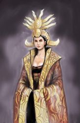 Empress Zetian by Hyunster