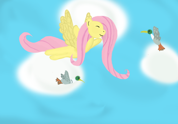 Flying high by karhu12