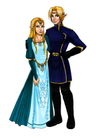 The Queen and Her General by xx--ingie--xx