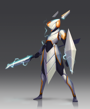 Rabbit Armor by Cookieshreds