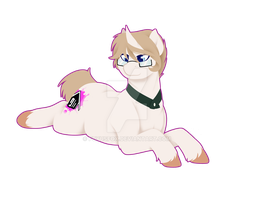 Commission - Byakuya Twogaymi by FuyusFox