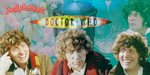 Tom Baker Dr Who Banner by pattie-anne