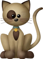 Render Gato Cute By Me 1 by LaReinaBuena