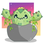 Cacnea by char1cific