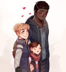 Best fam|dbh by Bluebiscuits