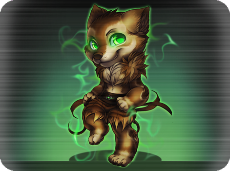 Furvilla Paintie Spell caster by PAINratio