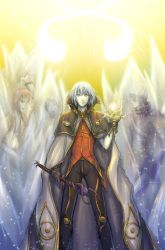 RO: Lord of Vermilion by HoZhuangShi