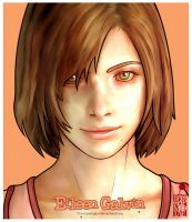 Silent Hill 4: Eileen Galvin by BloodyMoogle