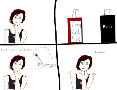 Ruby Rose's fateful choice... by korben600