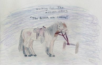 Waiting for the Midnight Rider by hfc