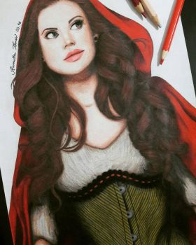 Red Riding Hood - OUAT by kamitorr