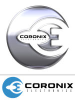 Coronix Electronics Logo by EspionageDB7