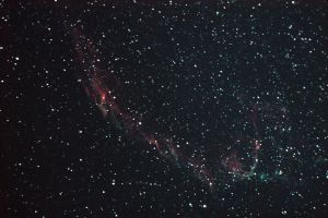 Veil nebula first try by alkhor
