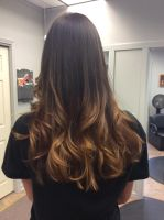Soft ombre by Jenny by Hairwego13