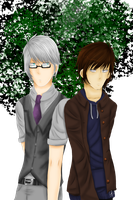 .:PC:.Rivalry by Mikan-bases