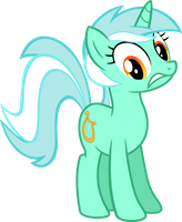 Shocked Lyra by MillennialDan