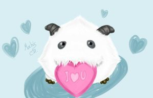 Poro by Machus-san