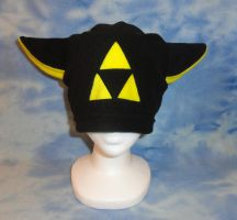 Triforce Kitty Hat Zelda by HatcoreHats