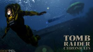 TOMB RAIDER chronicles: ocean depths of russia by doppeL-zgz