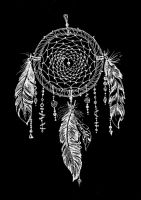 Dreamcatcher by LittleTelli