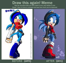 Draw this again by gen8